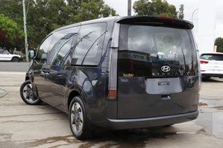 2021 Hyundai Staria US4.V1 MY22 2WD Graphite Gray 8 Speed Sports Automatic Wagon.