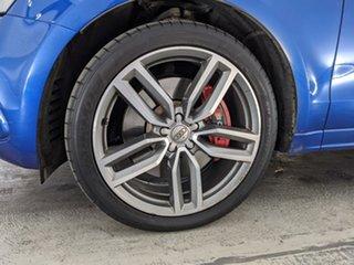 2015 Audi SQ5 8R MY16 TDI Tiptronic Quattro Blue 8 Speed Sports Automatic Wagon