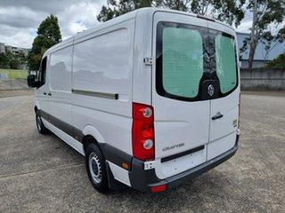 2015 Volkswagen Crafter 35 TDI300 Refrigerated White 6 Speed Manual Panel Van.