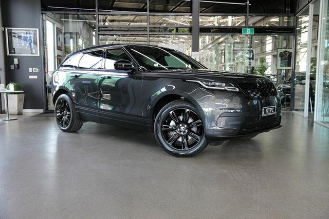 Used Land Rover Range Rover Velar L560 MY20 Standard S North Melbourne, 2020 Land Rover Range Rover Velar L560 MY20 Standard S Grey 8 Speed Sports Automatic Wagon