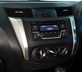 2016 Nissan Navara D23 RX 4x2 White 7 Speed Sports Automatic Utility