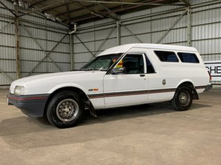 1994 Ford Falcon XG One Tonner White 4 Speed Automatic Panel Van.