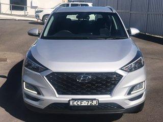 2019 Hyundai Tucson TL3 MY19 Go 2WD Silver 6 Speed Automatic Wagon.