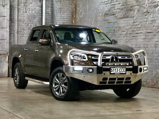 2017 Mercedes-Benz X-Class 470 X250d 4MATIC Power Grey 7 Speed Sports Automatic Utility.