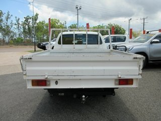 2015 Toyota Hilux TGN16R MY14 Work Mate White 6 Speed Automatic Dual Cab