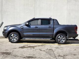 2019 Ford Ranger PX MkIII 2019.00MY Wildtrak Grey 6 Speed Sports Automatic Double Cab Pick Up