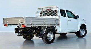 2016 Isuzu D-MAX MY15 SX Space Cab 4x2 High Ride White 5 Speed Sports Automatic Utility.