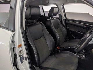 2016 Suzuki Swift FZ MY15 GLX Navigator White 4 Speed Automatic Hatchback
