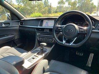 2019 Kia Optima JF GT Silver Sports Automatic Sedan