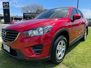 2017 Mazda CX-5 KE1072 Maxx SKYACTIV-MT FWD Soul Red 6 Speed Manual Wagon.