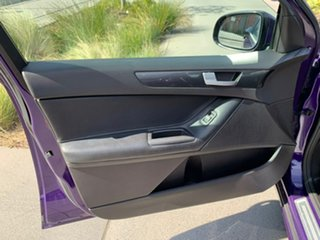 2010 Ford Falcon FG XR6 Ute Super Cab 50th Anniversary Purple 6 Speed Sports Automatic Utility