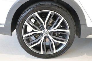 2016 Volkswagen Passat 3C (B8) MY17 Alltrack DSG 4MOTION Wolfsburg Edition White 6 Speed