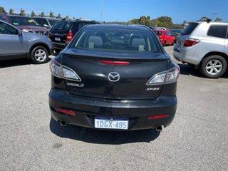 2010 Mazda 3 BL SP25 Black 5 Speed Automatic Sedan