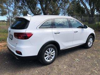 2018 Kia Sorento UM MY19 SI White 8 Speed Sports Automatic Wagon