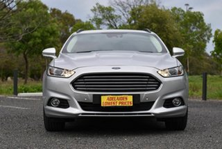 2017 Ford Mondeo MD 2017.50MY Trend Silver 6 Speed Sports Automatic Dual Clutch Wagon.