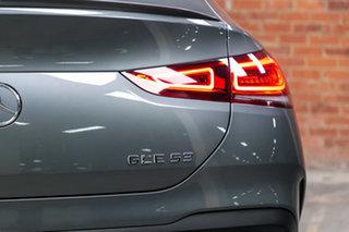 2021 Mercedes-Benz GLE-Class C167 801+051MY GLE53 AMG SPEEDSHIFT TCT 4MATIC+ Selenite Grey 9 Speed