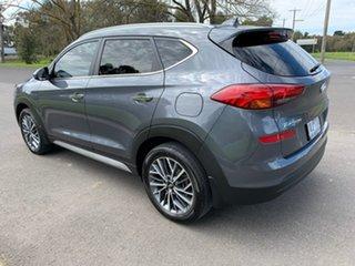 2019 Hyundai Tucson TL3 Elite Grey Sports Automatic Dual Clutch Wagon.