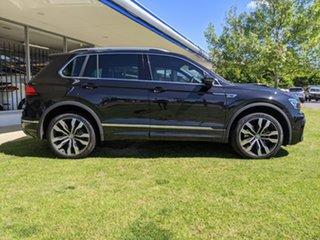 2019 Volkswagen Tiguan 5N MY19.5 162TSI DSG 4MOTION Highline Black 7 Speed