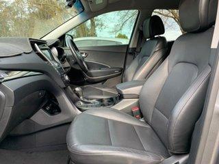 2013 Hyundai Santa Fe DM Elite Silver Sports Automatic Wagon