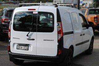 2015 Renault Kangoo F61 Phase II White 4 Speed Automatic Van.