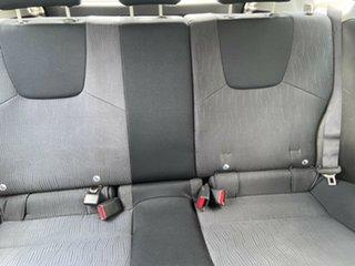 2009 Subaru Impreza G3 MY09 R AWD Black 4 Speed Sports Automatic Hatchback