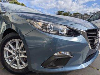 2015 Mazda 3 BM5276 Neo SKYACTIV-MT Blue Reflex 6 Speed Manual Sedan.