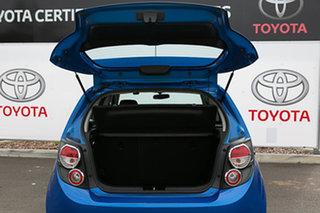 2013 Holden Barina TM MY14 CD 6 Speed Automatic Hatchback