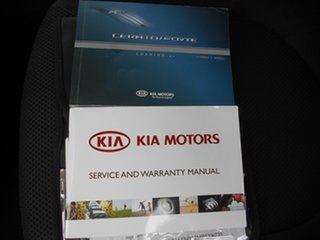 2010 Kia Cerato TD MY11 SLi Bronze 6 Speed Sports Automatic Hatchback