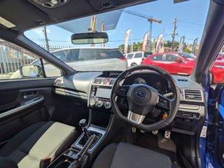 2015 Subaru WRX V1 MY16 AWD Lapis Blue 6 Speed Manual Sedan