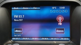 2017 Holden Caprice WN II MY17 V Silver 6 Speed Sports Automatic Sedan
