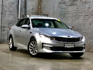 2017 Kia Optima JF MY17 SI Silver 6 Speed Sports Automatic Sedan.