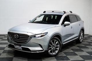 2018 Mazda CX-9 TC GT SKYACTIV-Drive i-ACTIV AWD Grey 6 Speed Sports Automatic Wagon.