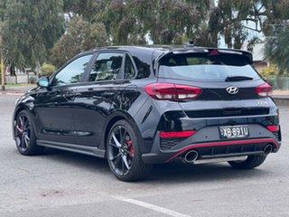 2021 Hyundai i30 Pde.v4 MY22 N D-CT Phantom Black 8 Speed Sports Automatic Dual Clutch Hatchback.