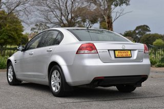 2010 Holden Commodore VE MY10 Omega Silver 6 Speed Sports Automatic Sedan
