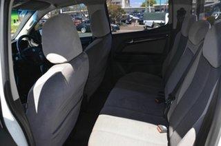 2014 Holden Colorado RG MY15 LTZ (4x4) White 6 Speed Automatic Crew Cab Pickup
