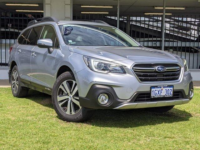 Used Subaru Outback B6A MY19 2.5i CVT AWD Victoria Park, 2019 Subaru Outback B6A MY19 2.5i CVT AWD Silver 7 Speed Constant Variable Wagon