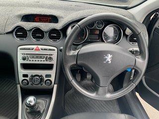 2008 Peugeot 308 T7 XSE Touring Grey 6 Speed Manual Wagon