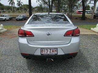 2013 Holden Calais VF MY14 V Silver 6 Speed Sports Automatic Sedan