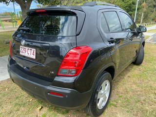 2015 Holden Trax TJ MY16 LS Black 6 Speed Automatic Wagon