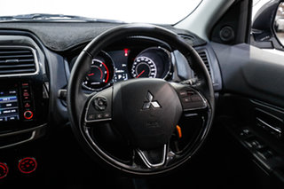 2017 Mitsubishi ASX XC MY17 LS White 6 Speed Sports Automatic Wagon