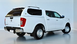 2018 Nissan Navara D23 S3 RX 4x2 White 7 Speed Sports Automatic Utility.