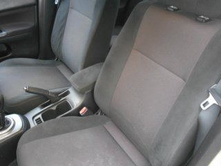 2007 Mitsubishi Lancer CH MY07 VR-X Silver 5 Speed Manual Sedan