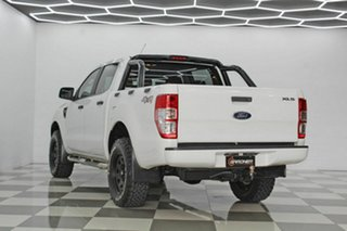 2015 Ford Ranger PX XLS 2.2 (4x4) White 6 Speed Automatic Crew Cab Utility