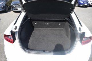 2018 Kia Stinger CK MY18 GT Fastback White 8 Speed Sports Automatic Sedan