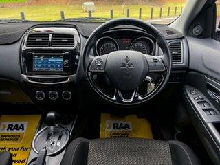 2016 Mitsubishi ASX XB MY15.5 LS (2WD) White Continuous Variable Wagon