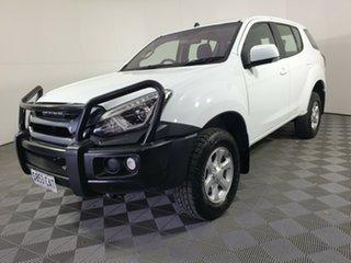 2019 Isuzu MU-X MY19 LS-M Rev-Tronic White 6 Speed Sports Automatic Wagon.