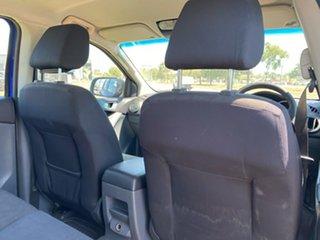2013 Mazda BT-50 UP0YF1 XT 4x2 Hi-Rider Blue 6 Speed Manual Utility
