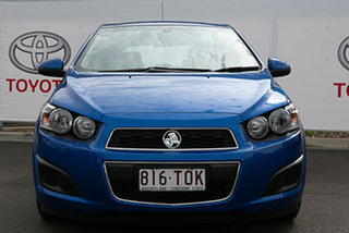 2013 Holden Barina TM MY14 CD 6 Speed Automatic Hatchback.