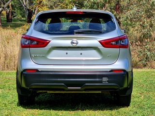 2019 Nissan Qashqai J11 Series 3 MY20 ST X-tronic Silver 1 Speed Constant Variable Wagon