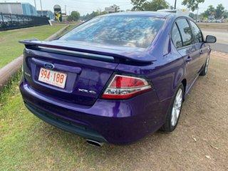 2011 Ford Falcon FG MkII XR6 Purple 6 Speed Sports Automatic Sedan